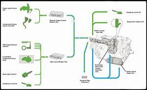 Diagram Of Sensors Attached To Haldex Controller