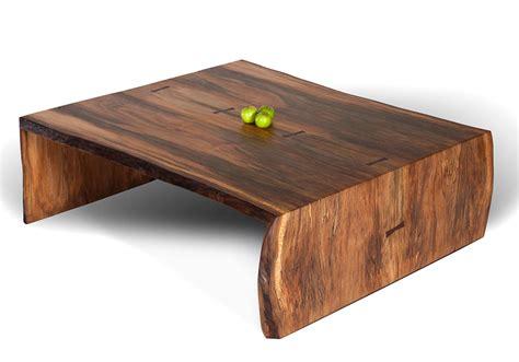 wooden coffee table  wonderful design seeur