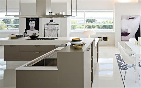 barras de cocina de diseno moderno  ideas