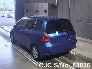 2006 Honda Fit Blue For Sale