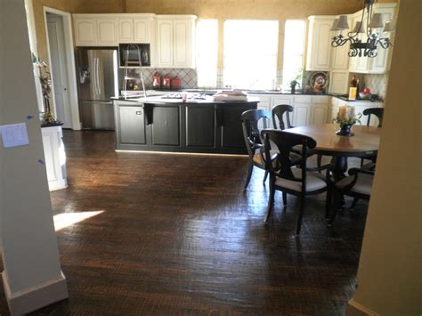 engineered hardwood flooring in kitchen refinished engineered hardwood floors traditional 8869