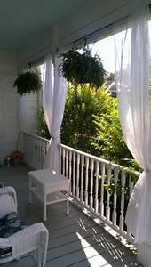 Himbeeren Auf Dem Balkon : gardinen h ngen auf dem balkon wohnideen einrichten ~ Eleganceandgraceweddings.com Haus und Dekorationen
