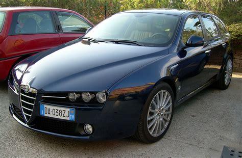 Alfa Romeo 159 Sportwagon Photos 3 On Better Parts Ltd
