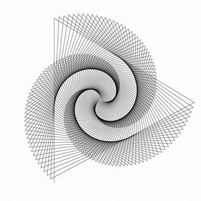 Turtle Graphics Spiral Svg 1000 Pixels Wikimedia