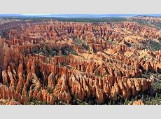 Paunsaugunt Plateau, Bryce Canyon National Park HD