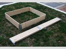 How to Make Your Own Raised Garden, Out of Pallets!