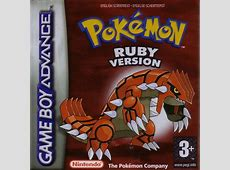 Pokemon Ruby Version GBA ROM Download PortalRomscom