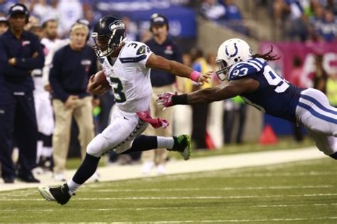 seattle seahawks  indianapolis colts