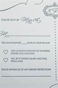 wedding invitation etiquette guest plus one yaseen for With wedding rsvp cards plus one