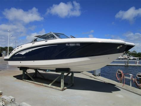 Chaparral Boats Linkedin by 2015 Used Chaparral Sunesta 244 Deck Boat For Sale