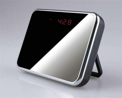 support smartphone bureau réveil éra espion hd haute définition batterie longue