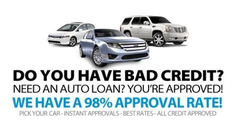 bad credit auto loans michaels auto sales west park
