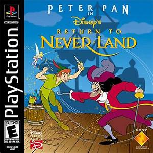 Peter Pan In Disney39s Return To Never Land PlayStation IGN