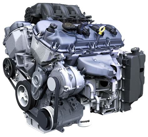 Duratec 2011 Mustang V6 Engine, Size