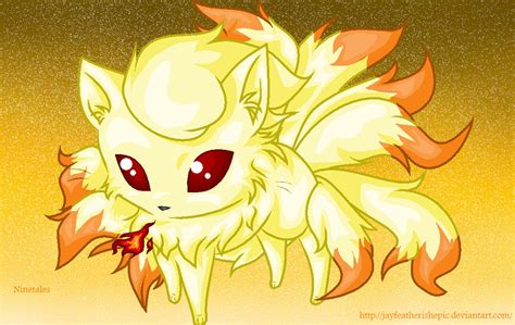 The Gallery For --> Cute Ninetails Pokemon