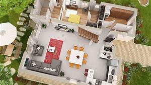top 7 des sites pour creer un plan maison 3d gratuit en With wonderful plan d une maison en 3d 2 faire le plan d une maison