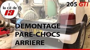 Demontage Pare Chocs Arriere Et Presentation Outillage