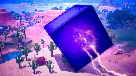 galaxy cube moved   event fortnite battle