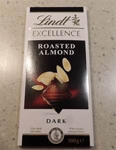 Lindt Roasted Almond Dark Chocolate Review - Review Clue