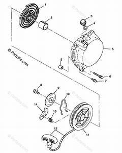 Polaris Atv 1999 Oem Parts Diagram For Recoil Starter