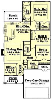 style homes with interior courtyards creativity and flexibility define narrow lot house plan styles