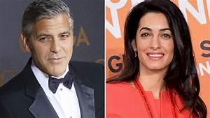 Her Telden Paylasımlar: George Clooney, Amal Alamuddin