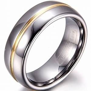 cheap men wedding rings tungsten find men wedding rings With mens 2 tone wedding rings