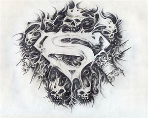 Superman by ~mockrabbit on deviantART | Tattoo designs ...