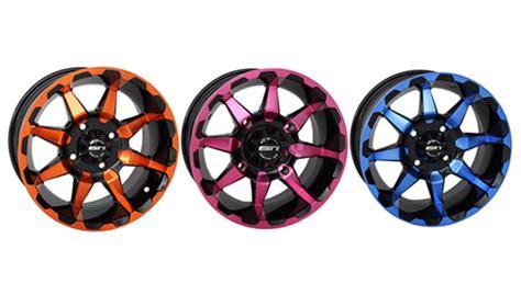 sti launches hd radiant wheels atvcom