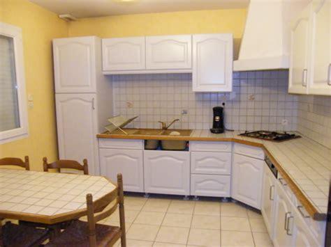 comment repeindre meuble de cuisine repeindre une cuisine en chene luxe relooking cuisine
