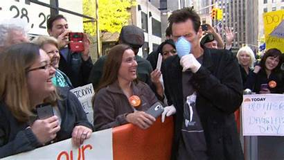 Carrey Jim Today Carried Away Mask Then