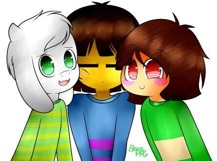 who is the cutest chara or frisk or asriel undertale amino