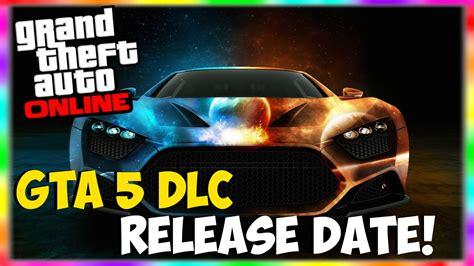 New Dlc Release Date! Possible Gta 5 Release