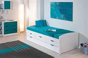 Bett Mit 2 Schlafgelegenheit : bett 90x190 cm kinderbett funktionsbett kojenbett g real ~ Bigdaddyawards.com Haus und Dekorationen