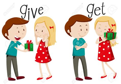 Giving Love Clipart