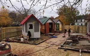Madison Tiny House Village for the Homeless - Tiny House Blog