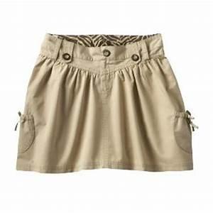 Khaki Skirt   Dressed Up Girl
