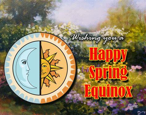 happy spring equinox ecard spring equinox ecards greeting