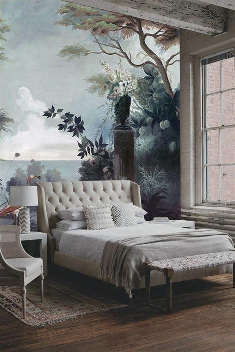 papier peint york chambre papier peint trompe l 39 oeil ou comment créer l 39 effet d