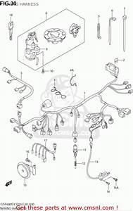 Suzuki Katana 750 Parts Diagram