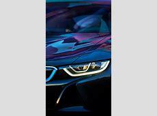 Download wallpaper BMW i8 1080x1920