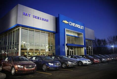 Ray Skillman Discount Chevrolet  Indianapolis, In 46239