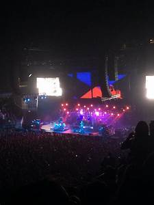 Quicken Loans Seating Chart Rocket Mortgage Fieldhouse Section C108 Concert Seating