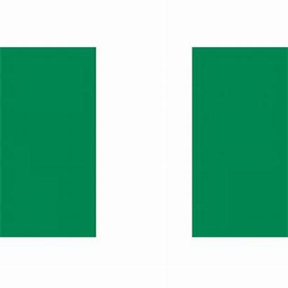 Flag Nigeria Flags Nigerian Africa