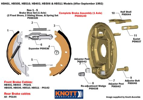 electric trailer brake wiring diagrams parts wiring