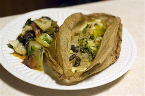 cuisine en papillote tasty trix sole food fish en papillote