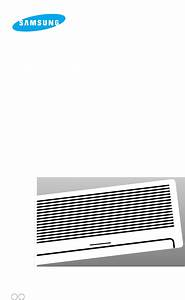 Samsung Air Conditioner Aqv09f2ve  D User Guide