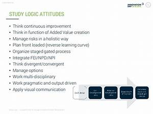 2015 innovation day_study logic powerful tool to manage ...