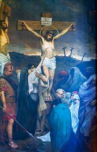 The Crucifixion of Jesus Christ   Jesus' Road to the Cross ...