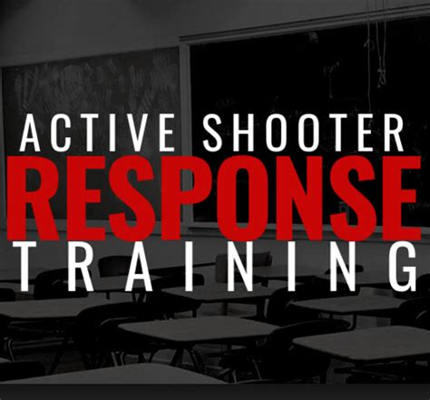 active shooter key strategies profiting  safety